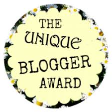 Unique Blogger Award!